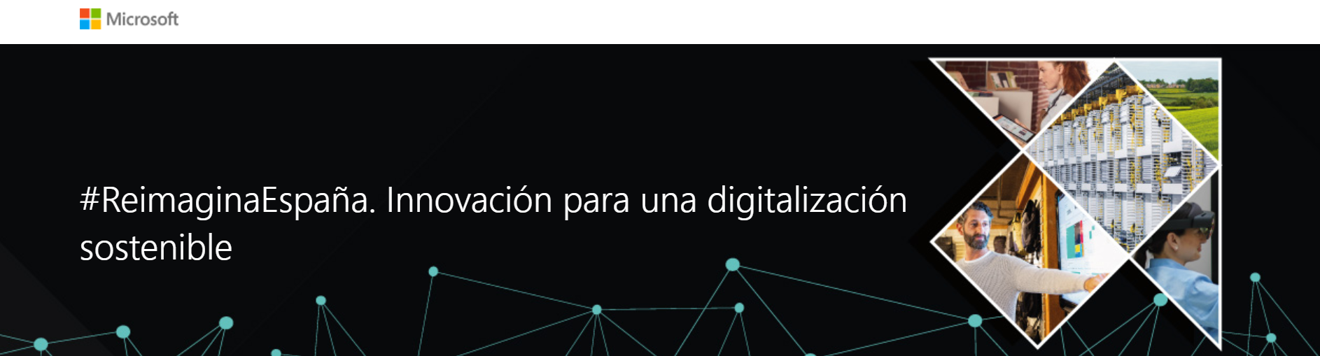 Reimagina Microsoft