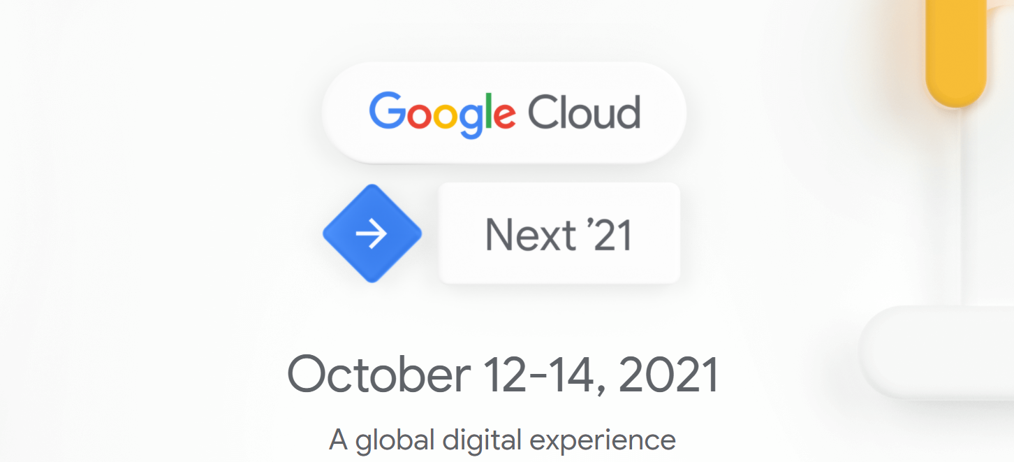 Google Next 21